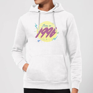 Born In 1996 Hoodie - White