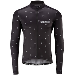 Morvelo Cranium Thermoactive Long Sleeve Jersey