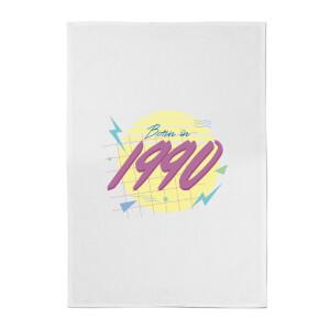 Born In 1990 Cotton Tea Towel
