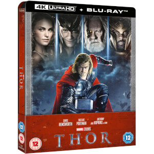 Steelbook Exclusif - Thor - 4K Ultra HD (Blu-ray 2D inclus)
