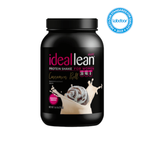 Ideallean Protein - Cinnamon Roll - 30 Servings