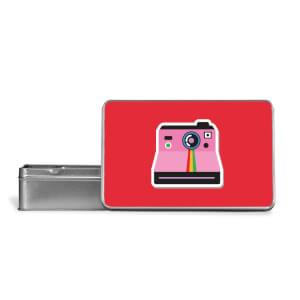 Polaroid Metal Storage Tin