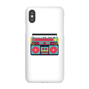 Colourful Boombox Phone Case for iPhone and Android