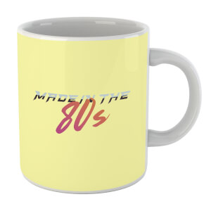 Made In The 80s Gradient Mug
