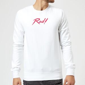Rad! Sweatshirt - White
