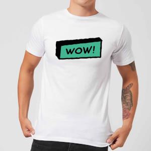 Wow! Men's T-Shirt - White