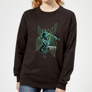 Spider-Man Far From Home Stealth Jump Women's Sweatshirt - Black