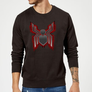 Spider-Man Far From Home Tech Icon Sweatshirt - Black
