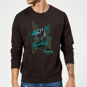 Spider-Man Far From Home Stealth Suit Sweatshirt - Black
