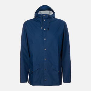 RAINS Jacket - True Blue