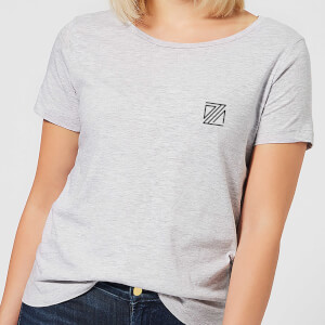Dazza Pocket Women's T-Shirt - Grey