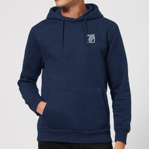 Dazza Pocket Hoodie - Navy
