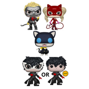 Persona 5 Pop! Vinyl - Pop! Collection
