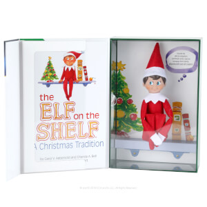 The Elf on the Shelf: A Christmas Tradition - Boy