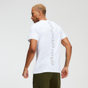 MP Training Men's T-Shirt - White