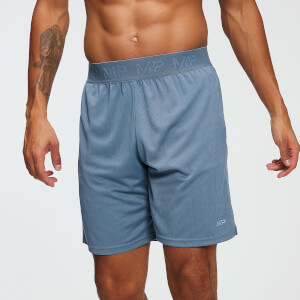 MP Men's Essentials Training Shorts - Washed Blue