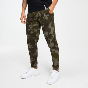 Pantalon de Jogging Cargo Day Rest - Camo