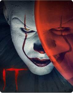 IT: Chapter One (2017) - 4K Ultra HD Zavvi UK Exclusive Steelbook (Includes 2D Blu-ray)