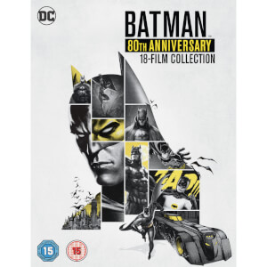 Batman 80th Anniversary Collection