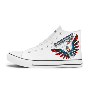 Rick and Morty Phoenix Person Shoes - White