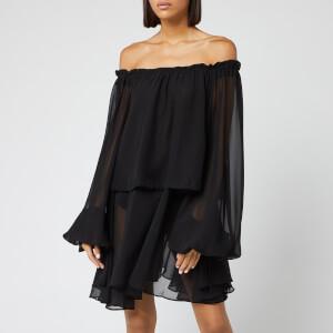 ROTATE Birger Christensen Women's Number 38 Dress - Black