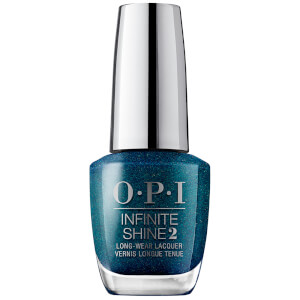 OPI Scotland Limited Edition Infinite Shine 3 Step Nail Polish - Nessie Plays Hide & Sea-k 15ml