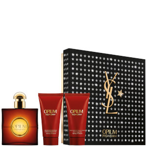 Yves Saint Laurent Opium Eau De Toilette and Body Gift Set