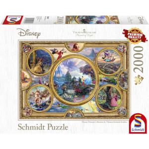 Thomas Kinkade Disney Dreams Collection Jigsaw Puzzle (2000 Pieces)