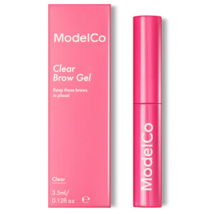 ModelCo Clear Brow Gel