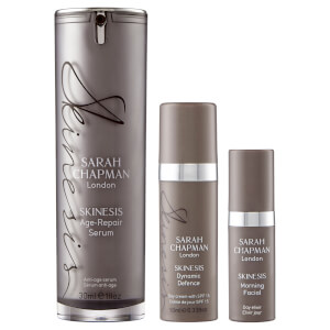 Sarah Chapman Skinesis Anti-Ageing Kit (Worth $128)