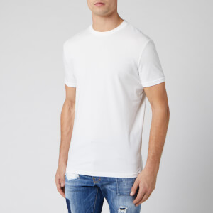 Dsquared2 Men's Back Logo T-Shirt - White