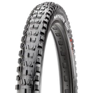 Maxxis Minion DHF+ Folding 3C TR EXO+ Tyre - 27.5in x 2.80in