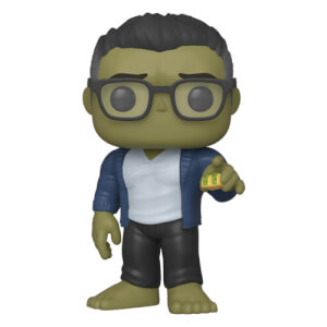 Marvel Avengers: Endgame Hulk with Taco Funko Pop! Figuur