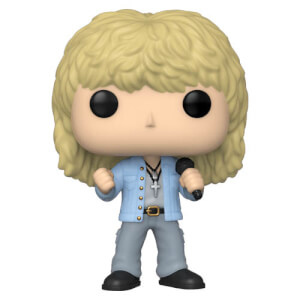 Pop! Rocks Def Leppard Joe Elliott Pop! Vinyl Figure