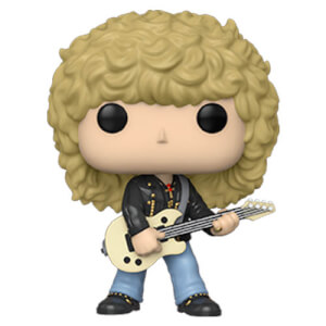 Pop! Rocks Def Leppard Rick Savage Pop! Vinyl Figure