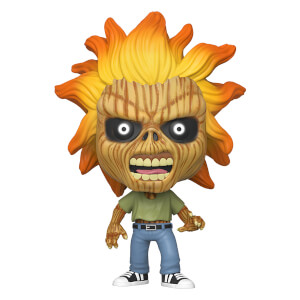 Pop! Rocks Iron Maiden Eddie Iron Maiden Version Pop! Vinyl Figure