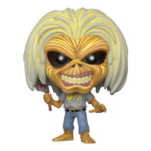 Figurine Pop! Rocks Eddie Version Killers - Iron Maiden