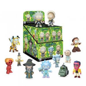 Rick & Morty Season 4 Mystery Minis