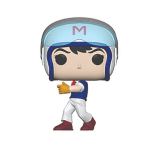 Figurine Pop! Speed Avec Casque - Speed Racer