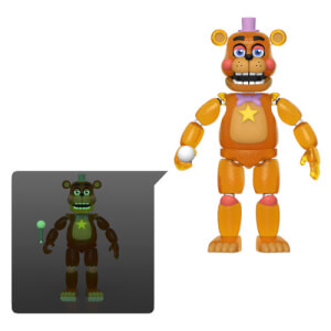 Figurine Funko Rockstar Freddy - Five Night At Freddy's Pizza Simulator