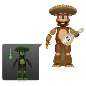 Figurine Funko El Chip- Five Night At Freddy's Pizza Simulator