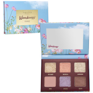 Wander Beauty Wanderess Fling Eyeshadow Palette 0.33 oz