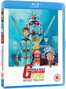 Mobile Suit Gundam Movie Trilogy - Standard Edition
