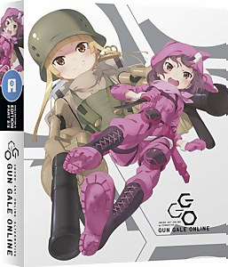 Sword Art Online Alternative Gun Gale Online, Part 2 Collector's Edition