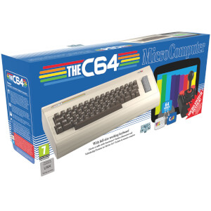 THE C64 Console