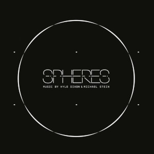 Kyle Dixon & Michael Stein - Spheres (Original Score) White LP