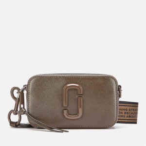 Marc Jacobs Women's Snapshot DTM Bag - Ash