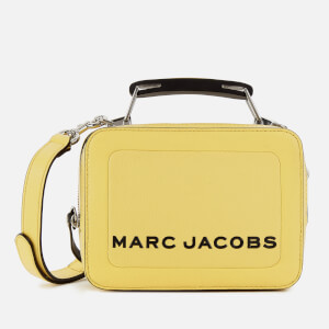 Marc Jacobs Women's The Box 20 Bag - Lime