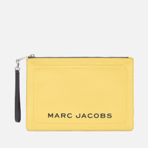Marc Jacobs Women's Large Pouch - Lime