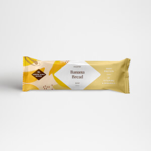 Meal Replacement Box of 7 Banana Bread Bars